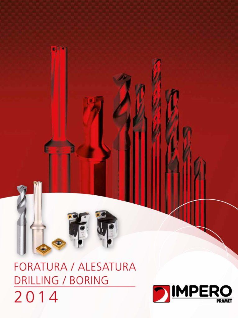 foratura 2014 zaharopoulos alesatura drilling boring impero pramet