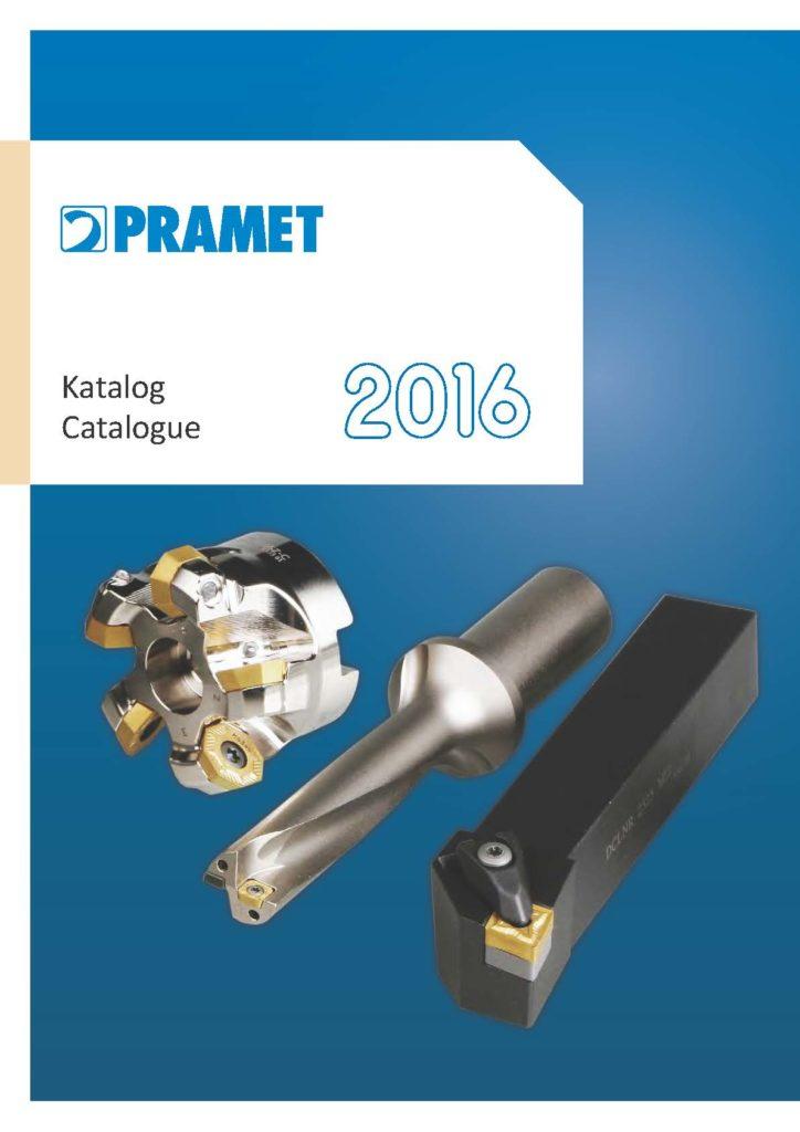κατάλογος pramet 2016