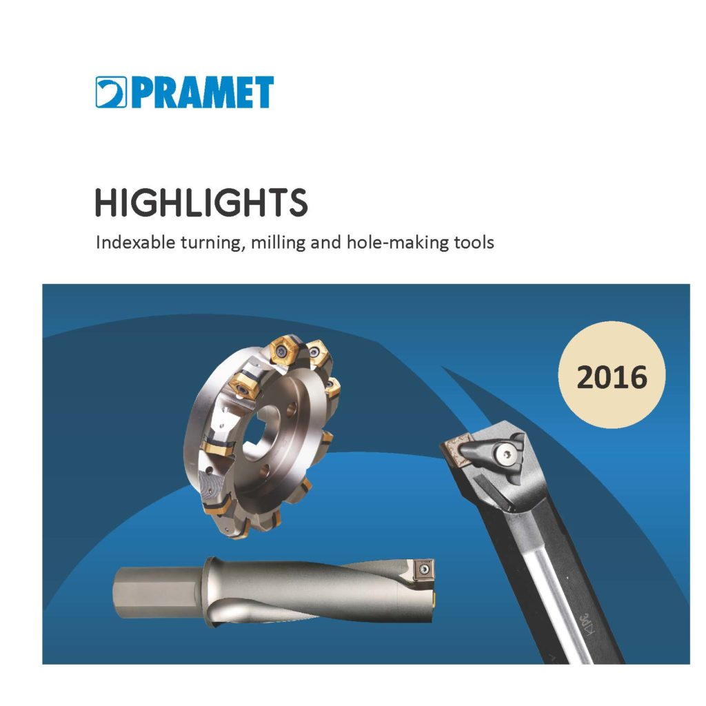 pramet highlights brochure κατάλογος προϊόντων Ζαχαρόπουλος